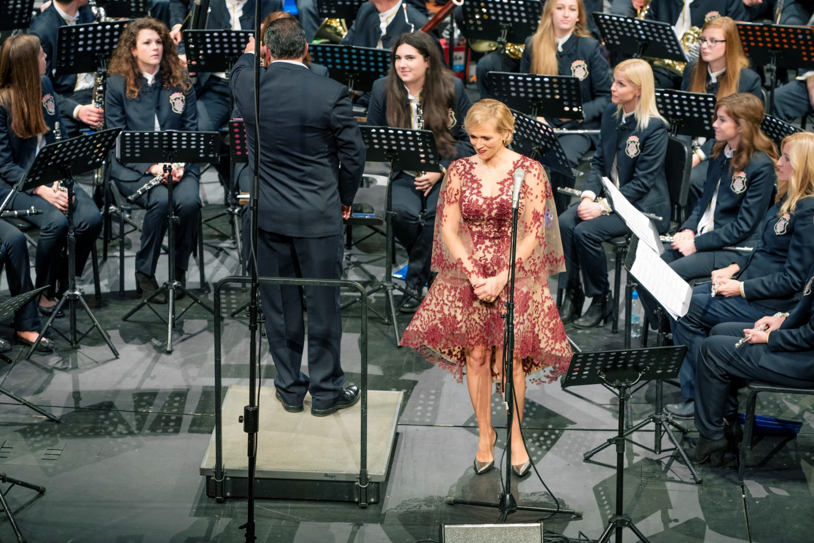 Božićno-novogodišnji koncert HNK Split