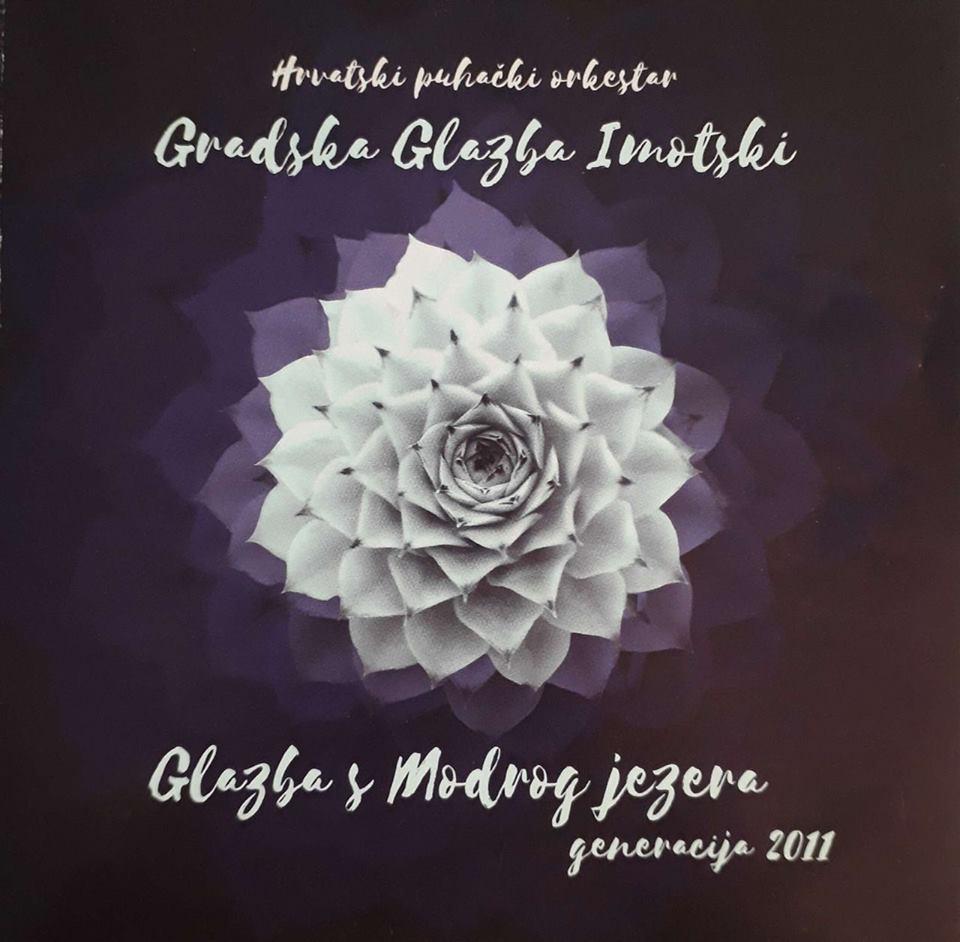 NOVI ALBUM HRVATSKOG PUHAČKOG ORKESTRA Gradska glazba Imotski