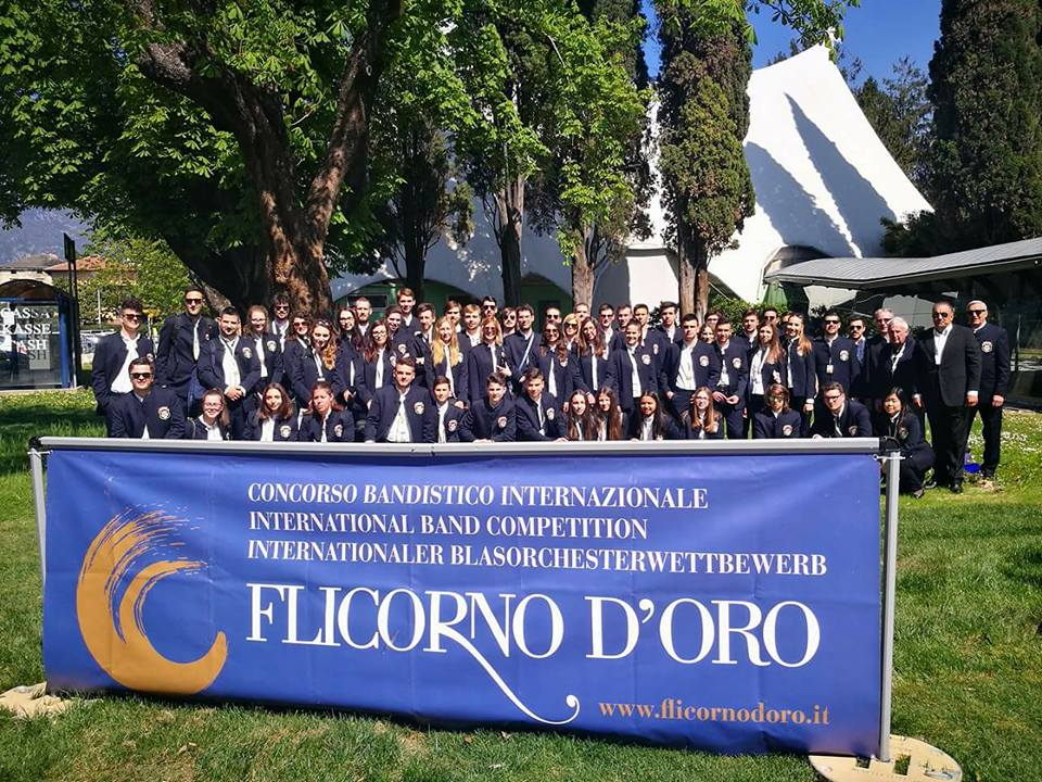 Imotski glazbari osvojili zlatnu plaketu na prestižnom natjecanju u Italiji