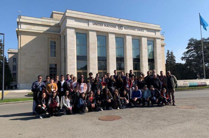 FOTO: Imotski glazbari posjetili CERN i UN