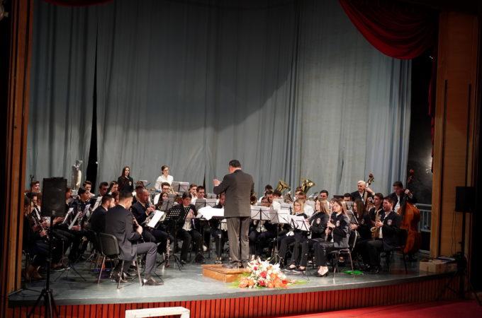 Jedanaesti Susret puhačkih orkestara  Splitsko dalmatinske županije održan u Imotskom