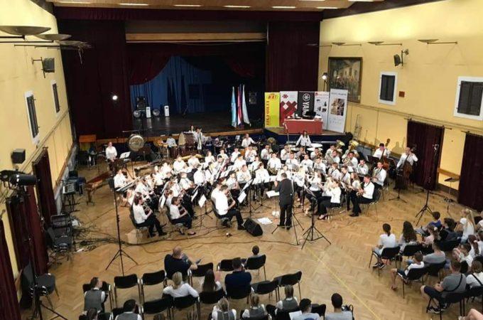 HPO Gradska glazba Imotski po šesti put najbolji puhački orkestar u Hrvatskoj