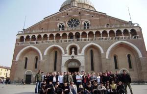 GLAZBA-Padova-Crkva Sv. Ante