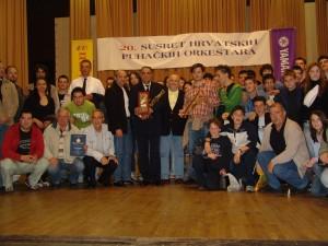 Selce ,svibanj 2006.Pobjednici